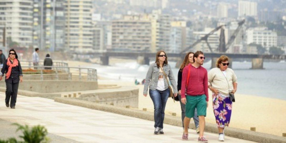Sernatur: casi 2 millones de viajes dentro del país realizarán los chilenos durante Semana Santa