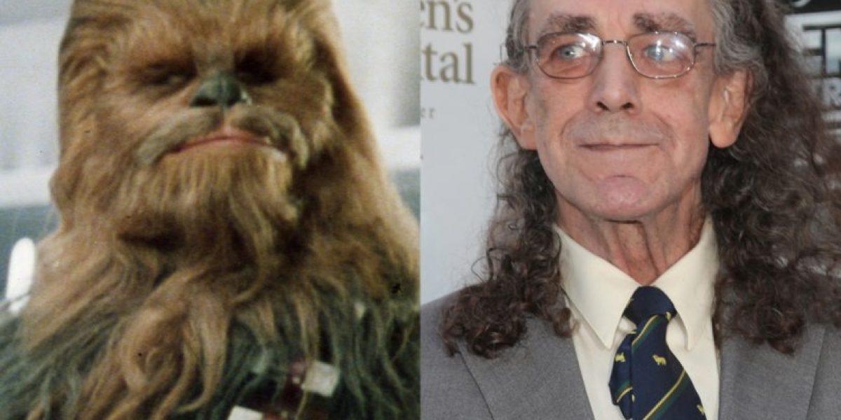 Peter Mayhew volverá a ser Chewbacca en la nueva película de