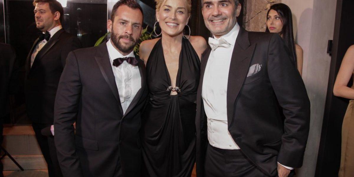 Medios aseguran que Sharon Stone se encuentra hospitalizada en Brasil