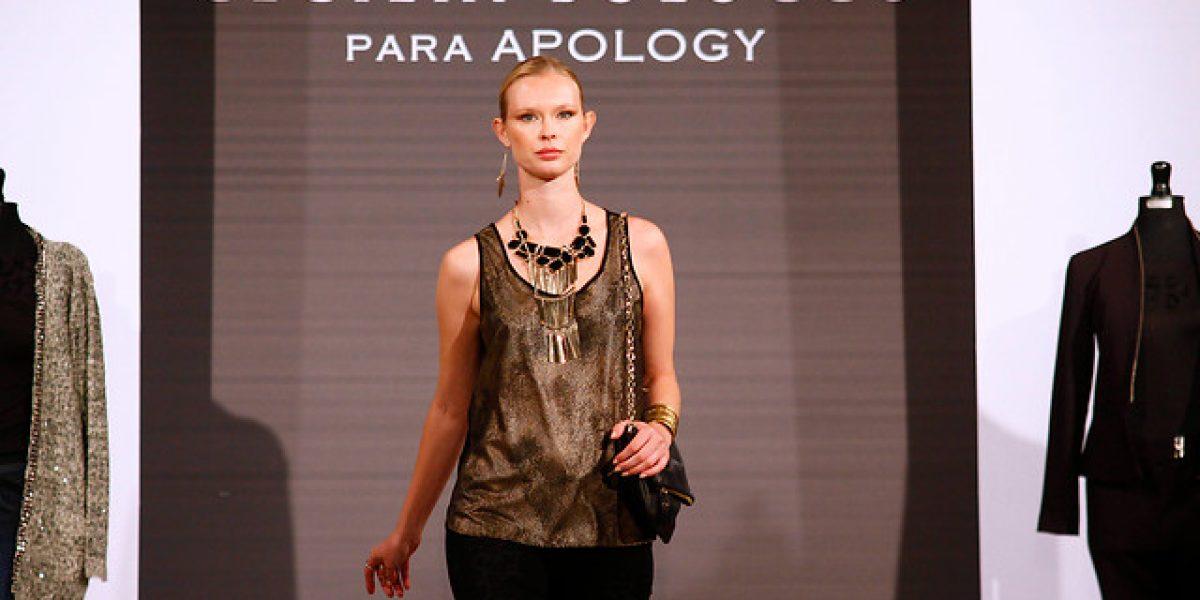 Cecilia Bolocco lanza su nueva colección de moda