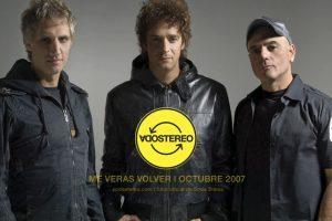 Antes mandaban ellos. Y los amábamos. Foto: Soda Stereo oficial. Imagen Por: