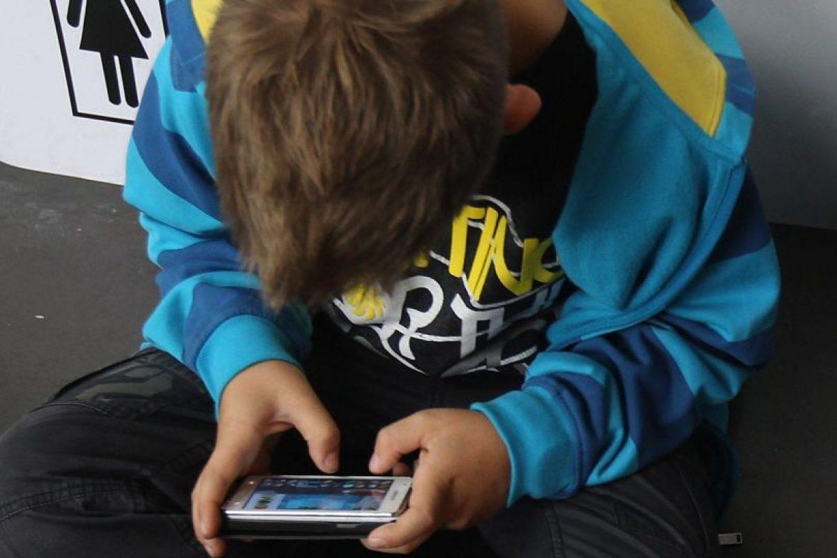 Hoy los jóvenes hacen esto. Solo esto. Foto: Getty. Imagen Por: