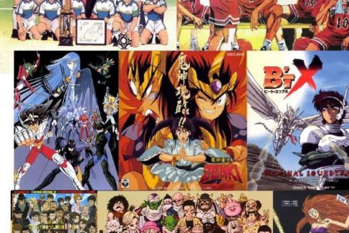 Nosotros vimos estas joyas en canales como Magic Kids. Foto: Recuerdos de mi infancia.. Imagen Por: