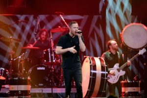 Imagine Dragons – 12 nominaciones Foto: Getty. Imagen Por: