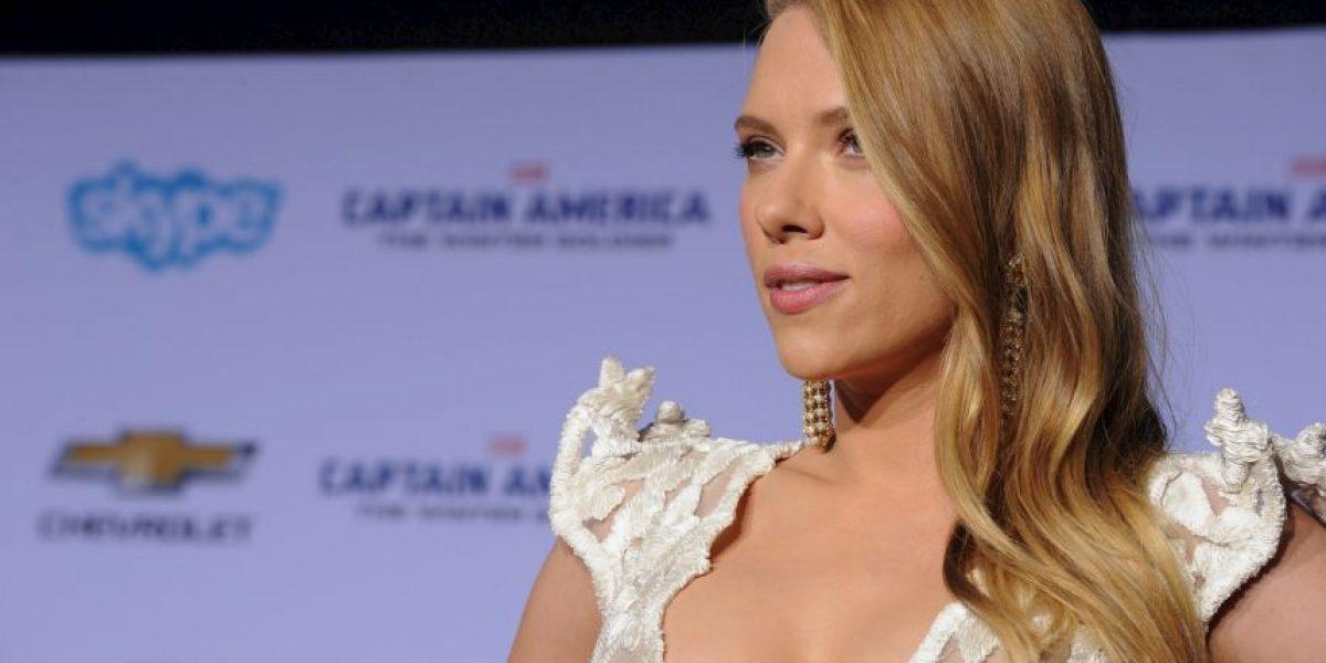 Scarlett Johansson y su sensualísima portada en Vanity Fair