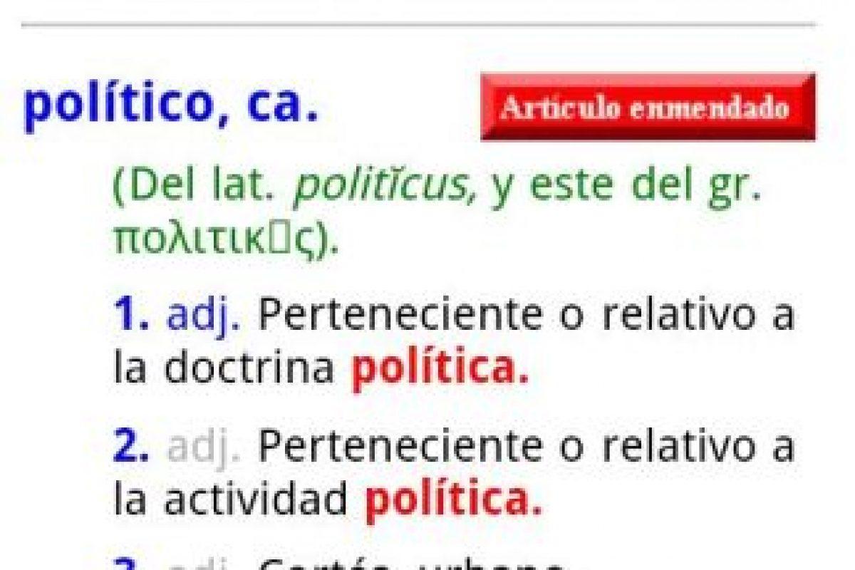 Diccionario de la RAE Foto:Grupo Planeta. Imagen Por: