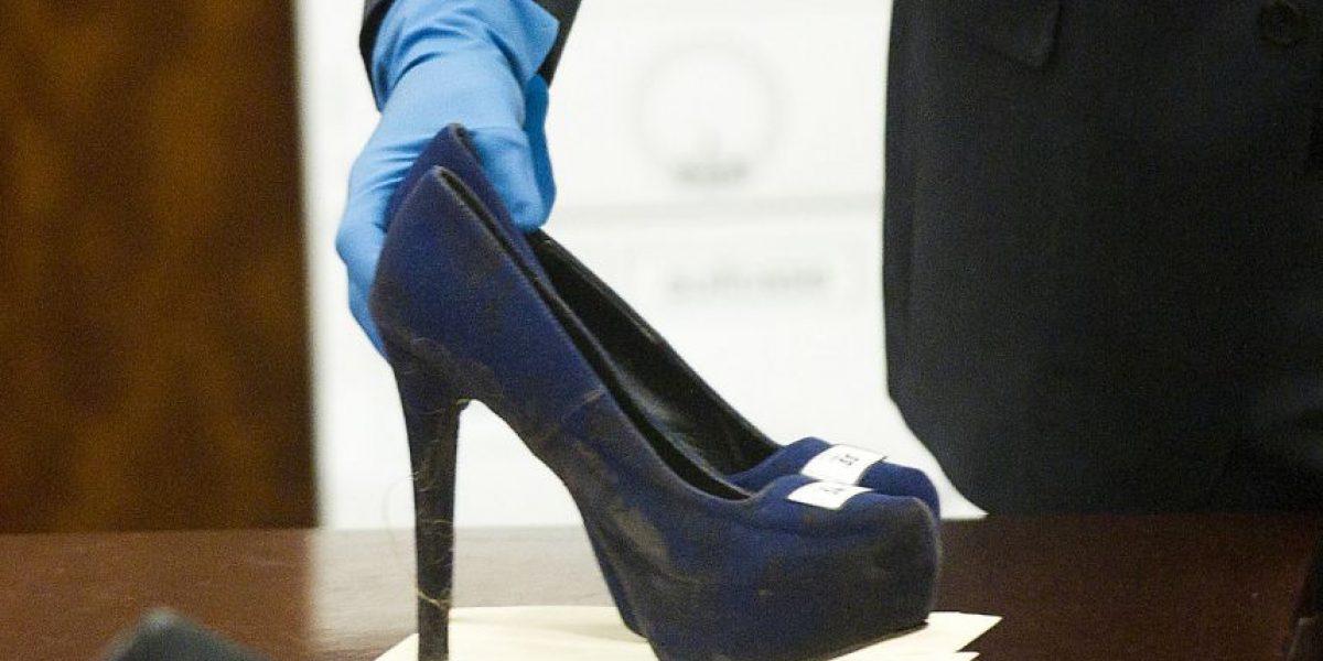 Declaran culpable a mujer acusada de matar a su pareja con un tacón