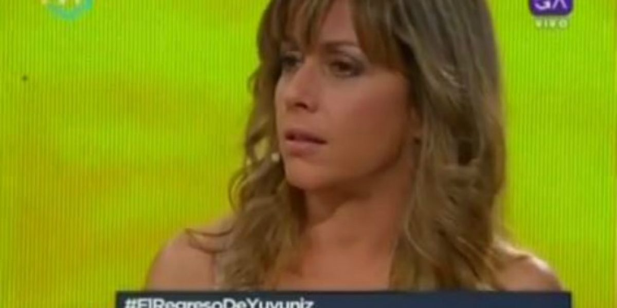 Yuyuniz Navas asegura que Álvaro Casanova no ve a su hija