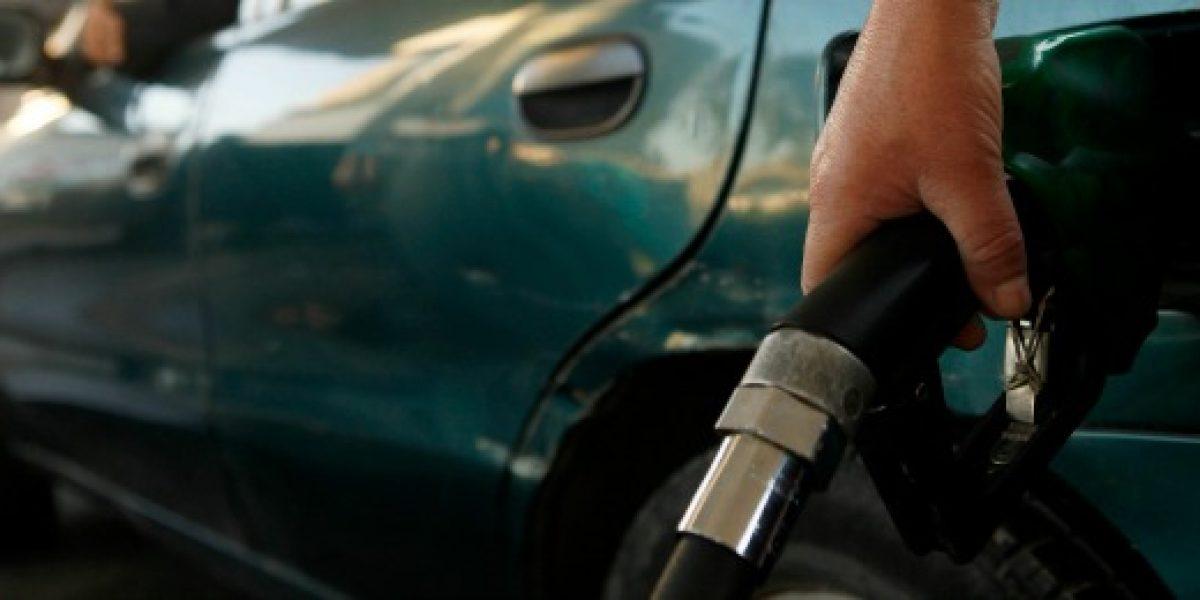 Enap: sube el precio de las bencinas este jueves