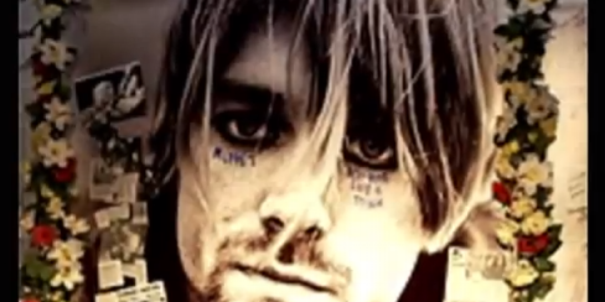 Revelan trailer de película que sugiere que Kurt Cobain no se suicidó