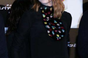La actriz Emma Stone. Foto:Getty. Imagen Por: