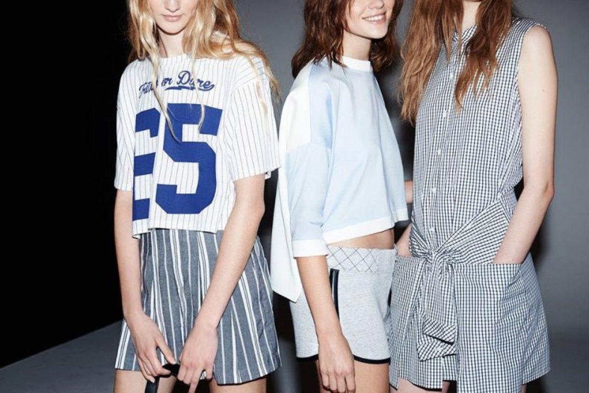 Las tendencias se venden de un modo, lo que no implica que se copien al pie de la letra. Foto :Zara. Imagen Por: