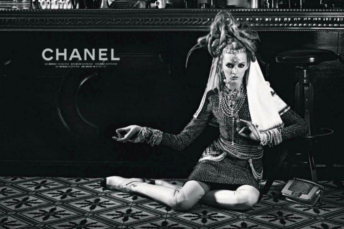 La propuesta del diseñador en pasarela es distinta a la de la calle. Foto :Chanel. Imagen Por: