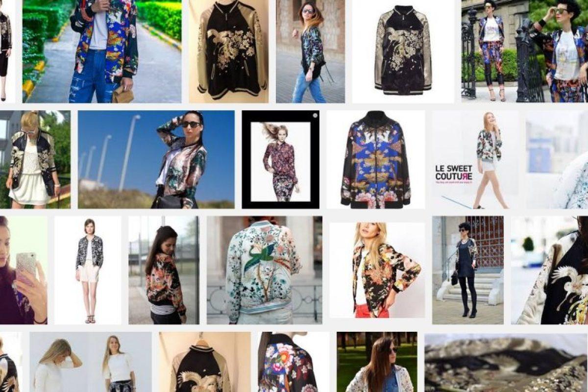 Una tendencia se reinterpreta de distintas maneras. Foto :Captura de pantalla.. Imagen Por: