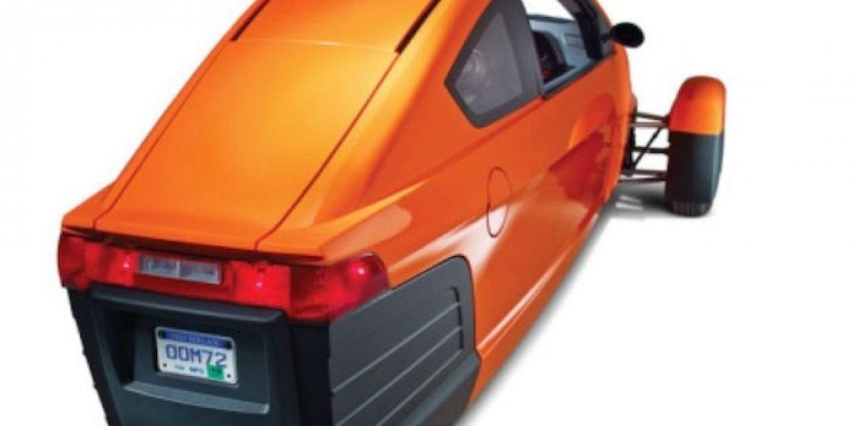 P4: El automóvil innovador que cuesta menos de 7 mil dólares
