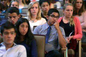 4 mil 300 estudiantes encuestados Foto:Getty images. Imagen Por: