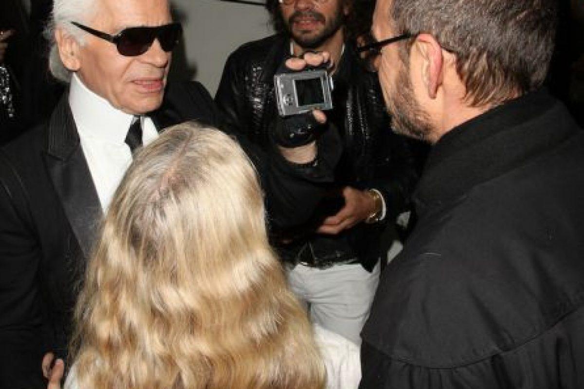 Karl Lagerfeld Foto:Getty. Imagen Por:
