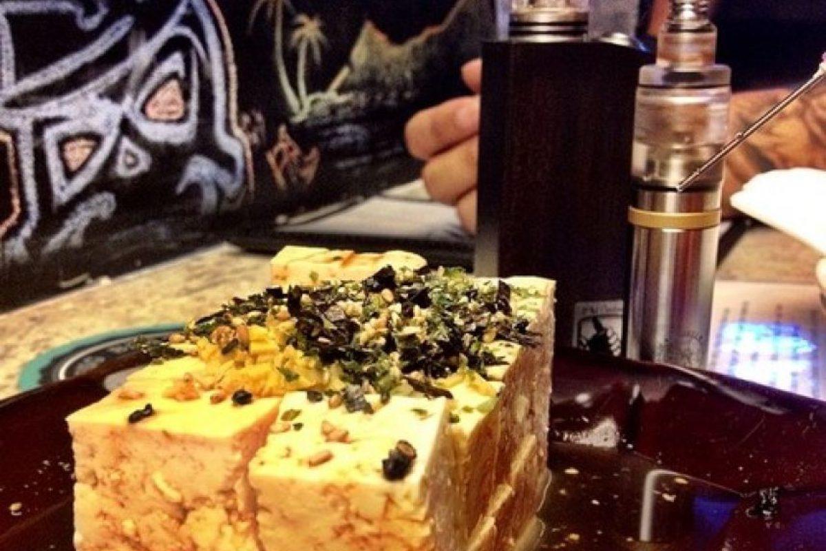 Para aumentar su consumo, les dejemos una lista de combinaciones que pueden hacers con tofu Foto:Tumblr. Imagen Por: