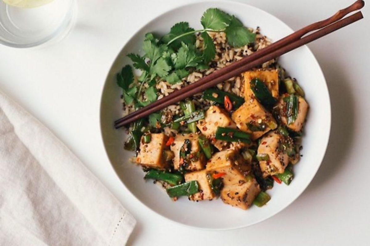8.- Utilizar tofu en cualquier guiso, le dará un sabor especial además de proporcionar más proteínas Foto:Tumblr. Imagen Por: