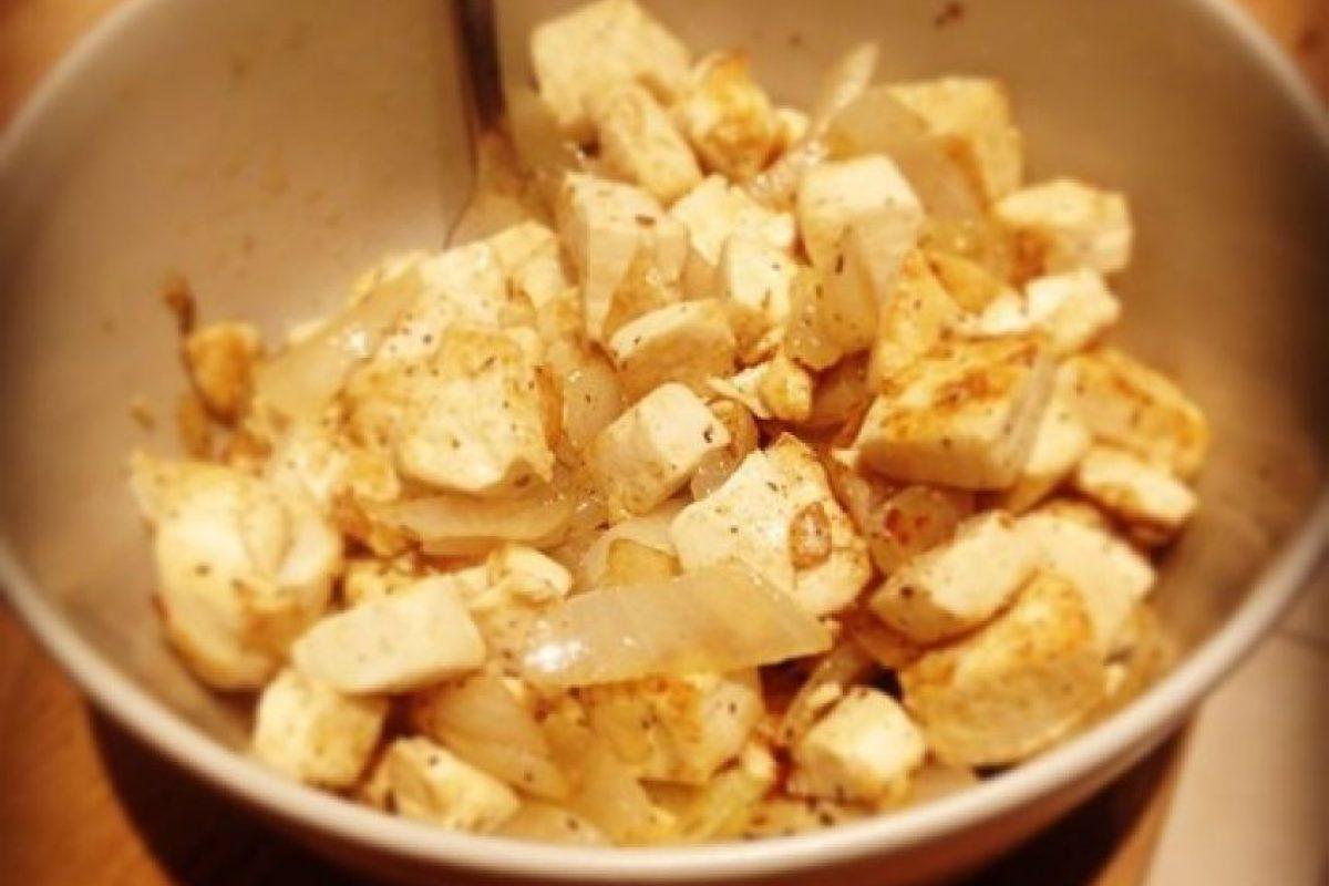 5.- En un sándwich, como sustituto de queso o carne Foto:Tumblr. Imagen Por: