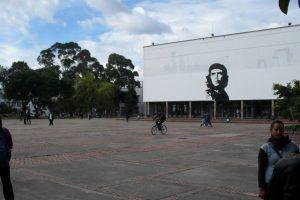 La Universidad Nacional de Colombia es la mejor rankeada del país. Ni siquiera está en el ranking a nivel internacional. Foto: Espaciovacioteatro. Imagen Por: