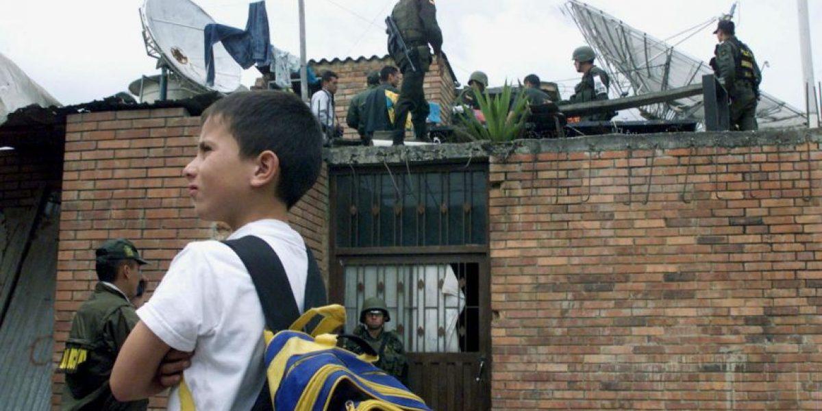 ONG: A diario 27 niños son abusados sexualmente por conflictos armados en Colombia