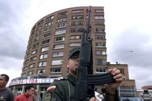 Se econtró que una de las razones para no denunciar son los grupos armados que se encuentran en el territorio Foto:Getty Images. Imagen Por: