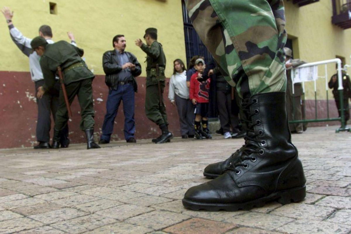 El infome también señala que las instituciones colombianas limitan este tipo de agresiones a la violación Foto:Getty Images. Imagen Por: