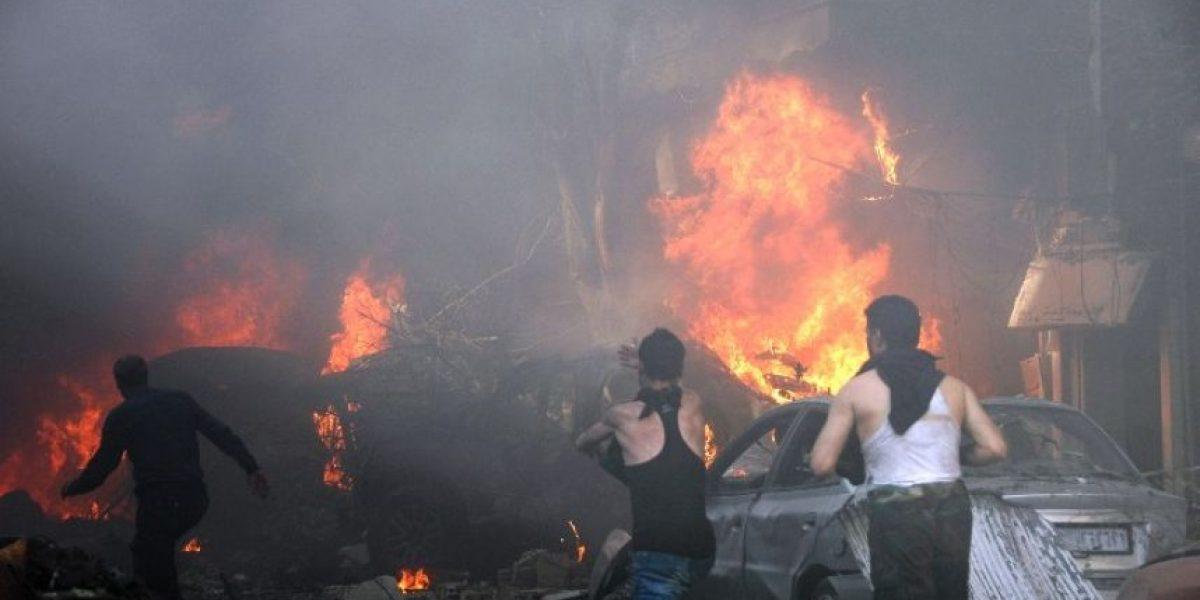 Fotos: Actos terroristas conmocionan a Grecia, Siria y Paquistán
