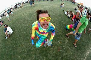 Los disfraces salen a relucir. Foto:getty images. Imagen Por:
