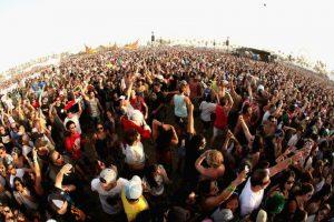 Coachella siempre está lleno. Foto:getty images. Imagen Por: