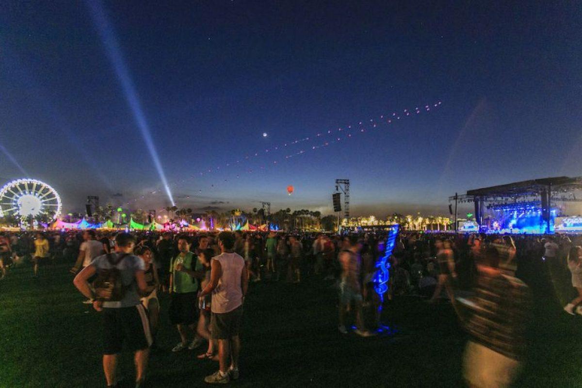 La noche en California. Foto:getty images. Imagen Por: