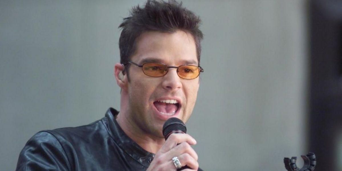 #Throwbackthursday: Mire los últimos 10 años de Ricky Martin
