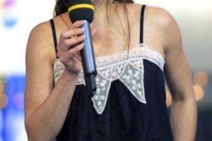 Kristin Kreuk como Lana Lang Foto:Getty. Imagen Por: