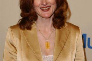 Annette O'Toole como Martha Kent Foto:Getty. Imagen Por: