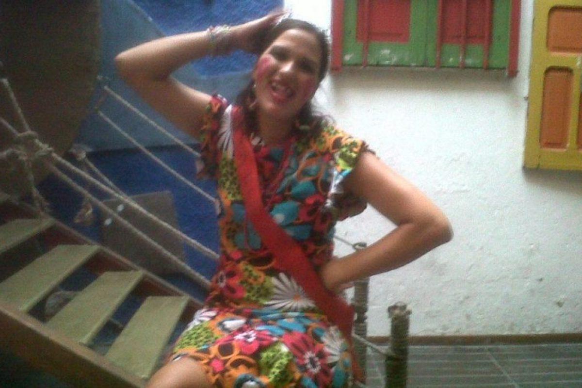 """En su personaje de """"La Reina de las Pulgas"""" Foto:Facebook. Imagen Por:"""