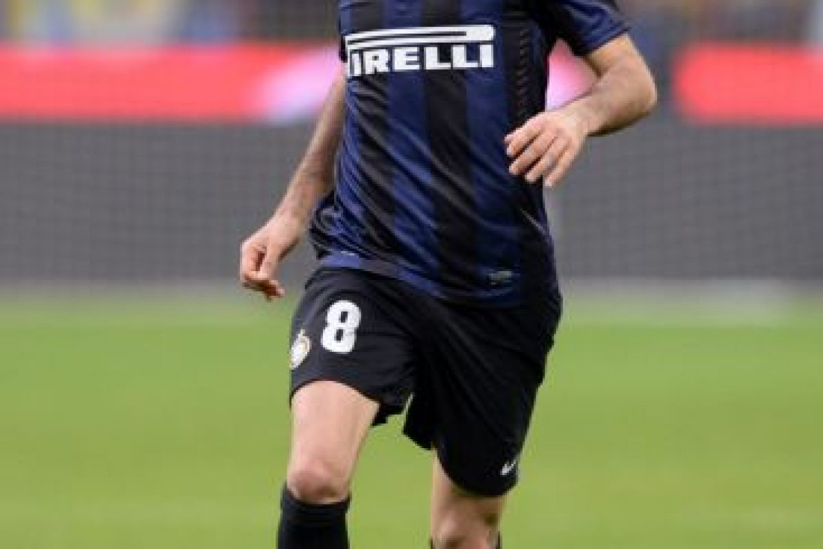 Es delantero de la Selección de Argentina y el Inter de Milán Foto:Getty Images. Imagen Por: