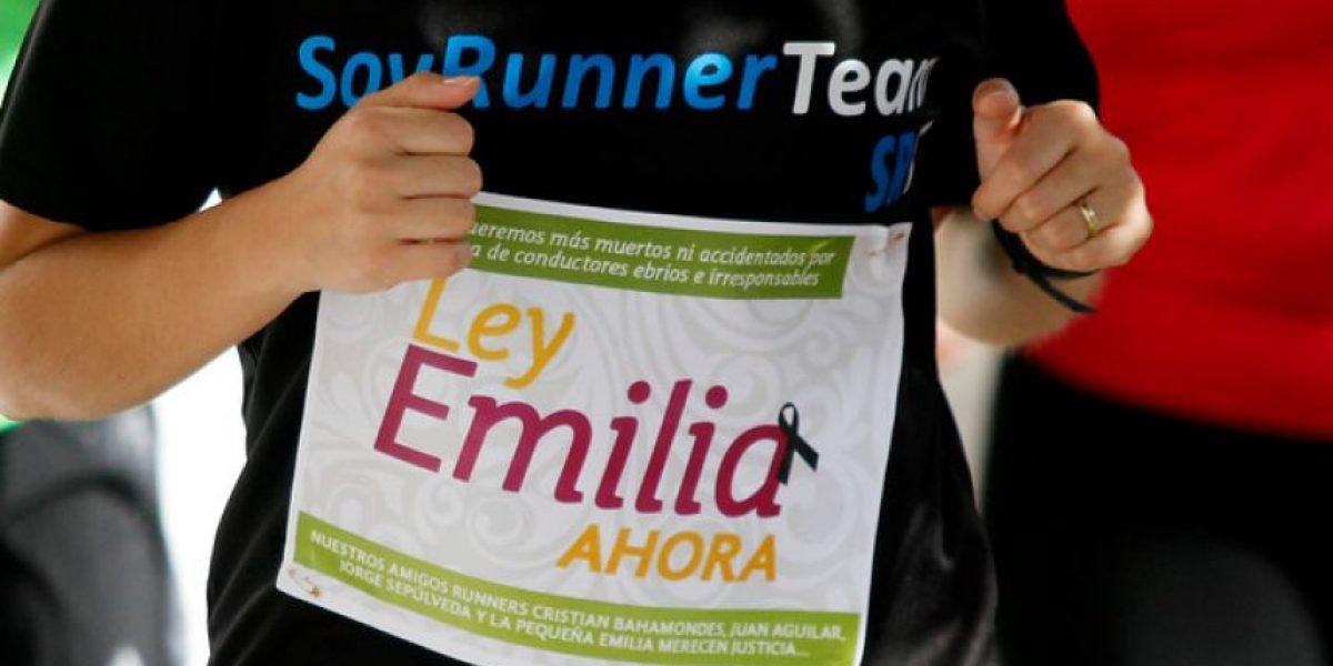 Ley Emilia no seguirá tramitación en Congreso y no podrá convertirse en texto legal