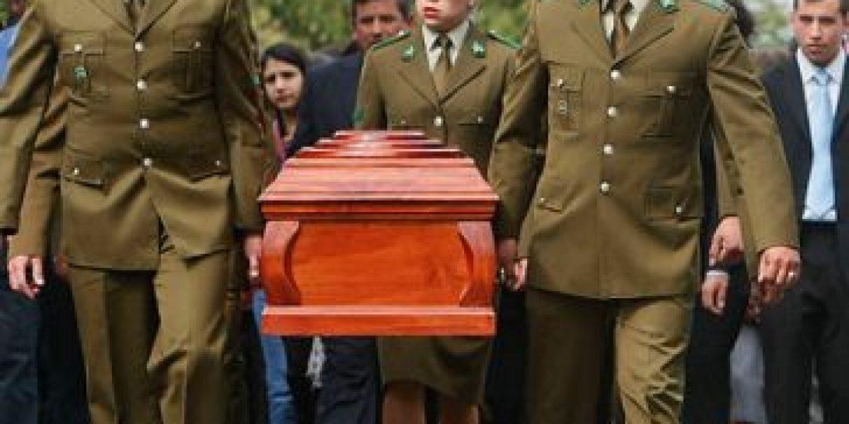 (FOTOS) Realizan funeral del hombre descuartizado y cocinado