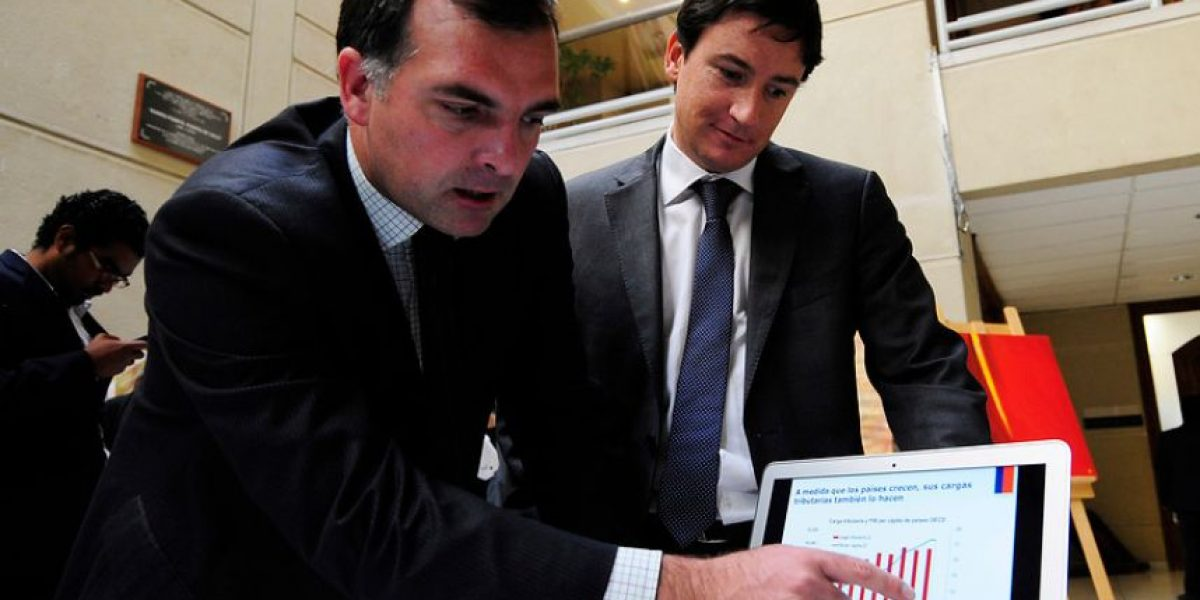 Diputados UDI acusan al ministro Arenas de