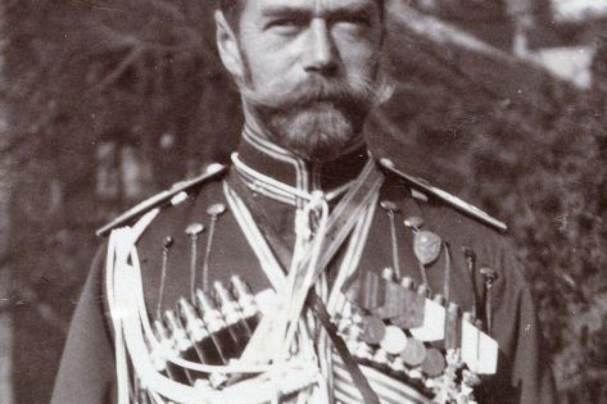 En la Historia la barba denota poderío. Foto: Wikipedia. Imagen Por:
