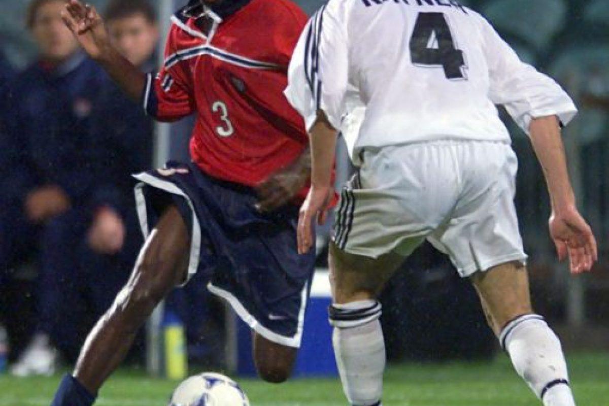Con la Selección de Estados Unidos en 1999 Foto:Getty Images. Imagen Por: