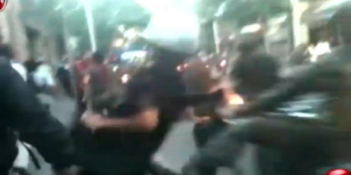 Motorista de Carabineros será formalizado por atropellar y agredir a una joven