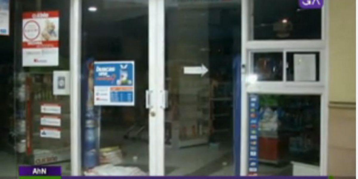 Detective de la PDI frustró violento asalto en farmacia