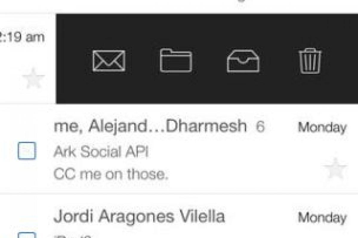 Ark Mail (iOS y Android) Foto:Ark. Imagen Por: