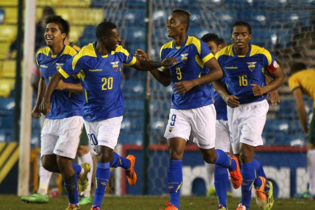 El número 20 de la Selección de Ecuador Foto:Getty Images. Imagen Por: