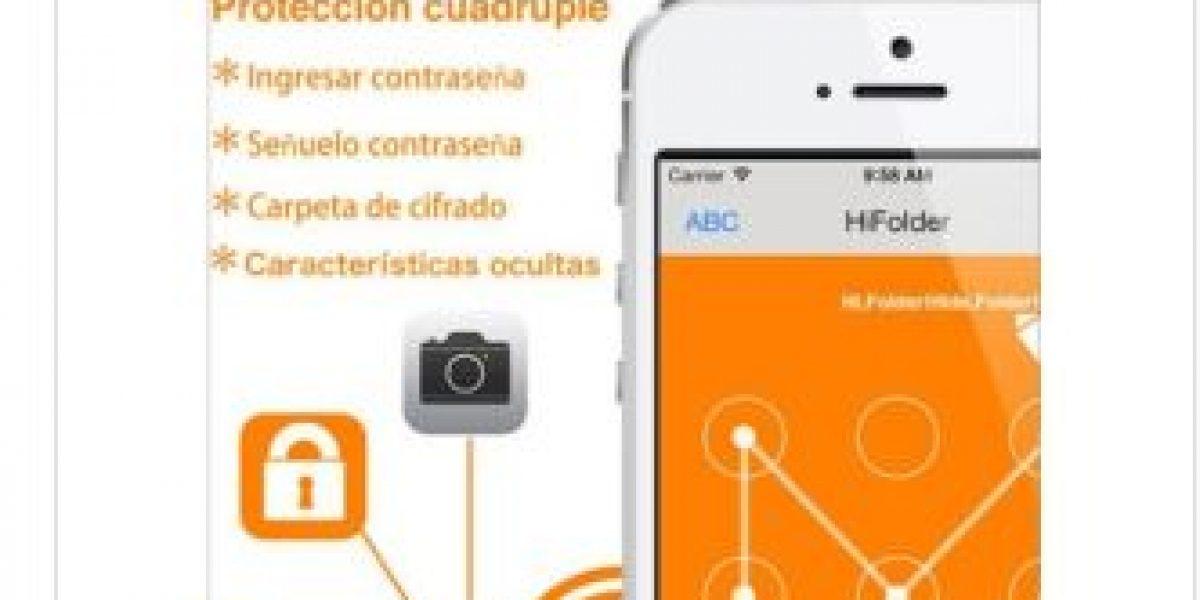 ¡Protege tu iPhone! 5 aplicaciones para ocultar y proteger los archivos