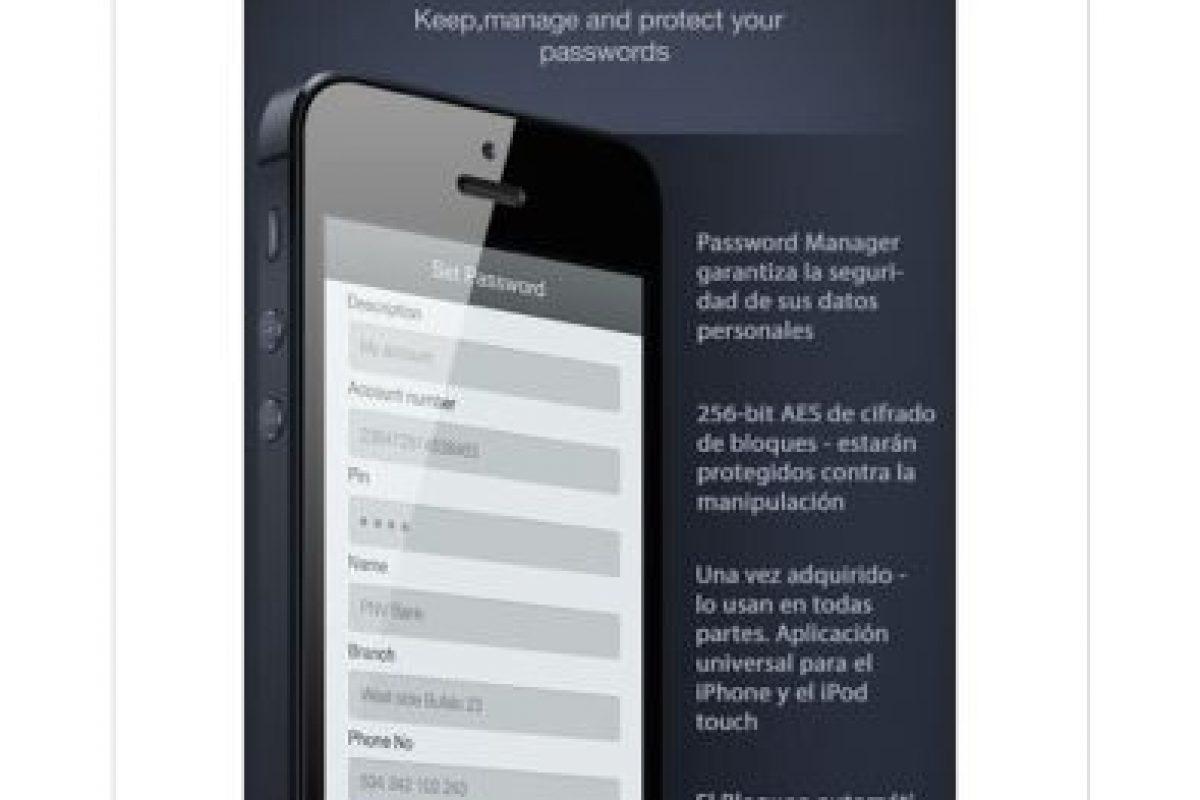 Foto:App Store image. Imagen Por:
