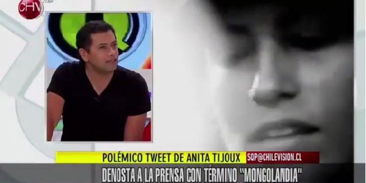 Francisca Merino y Pedro Ruminot tuvieron feroz pelea en SQP
