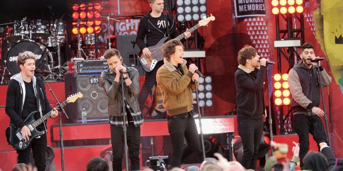 Disponen más entradas para concierto de One Direction en Chile